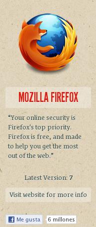 Elige navegador